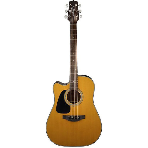 GD30CE-LH-NAT Left Handed Acoustic Electric Guitar : Takamine