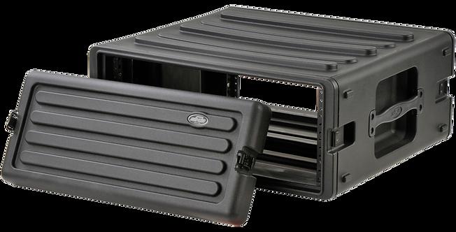 1SKB-R4U 4RU Molded Rack Case - SKB