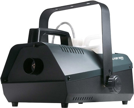Fog Fury 2000 1100W Fog Machine : American DJ