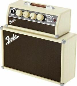 Mini Tone-Master Amp Off White Stack