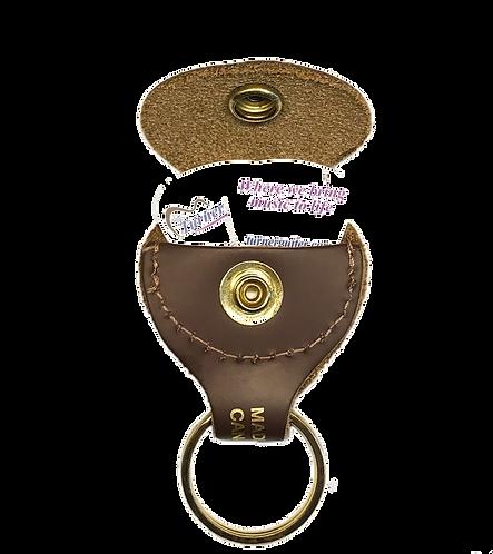 Leather Keychain Pick Holder : Levys
