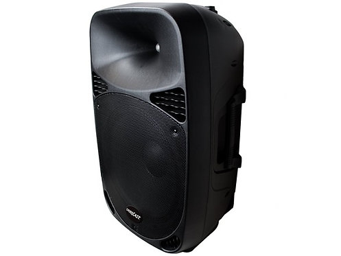 PA 2 Channel 2 Way Active Sound System : ChromaCast