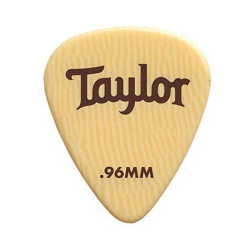 Premium DarkTone Ivoroid 351 Guitar Picks, 6-Pack : Taylor