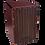 Thumbnail: Ebony Cajon Compact Size : Sawtooth