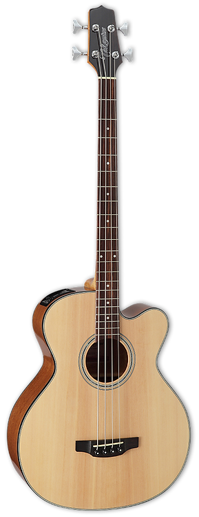 GB30CE Acoustic-Electric Bass Guitar : Takemine