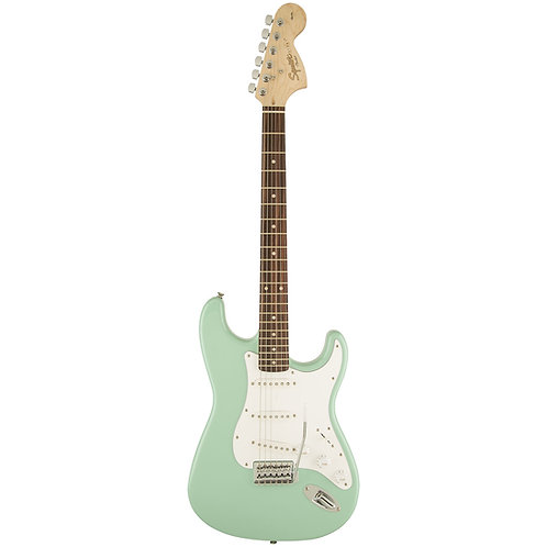 Surf Green Affinity Strat-Squire