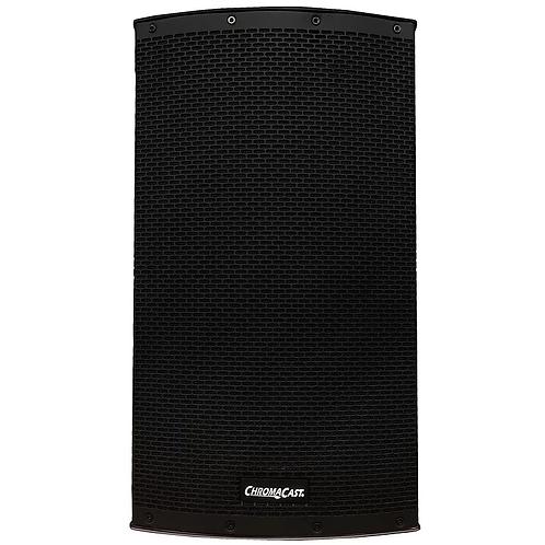 "12"" Passive/Active PA Speaker System : Chromacast"
