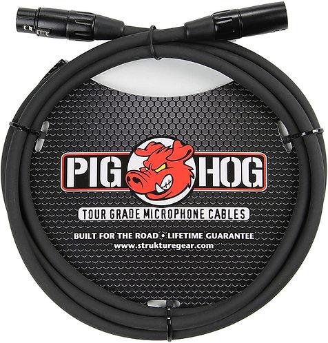 30ft XLR Microphone Cable : PigHog