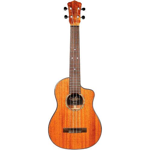 30T-CE Solid Mahogany Tenor Ukulele Acoustic-Electric - Cordoba