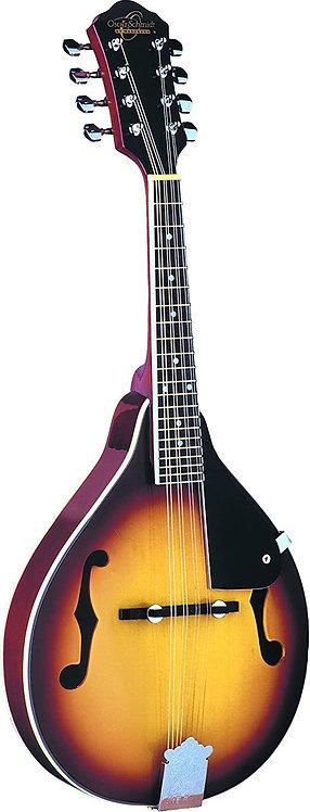 OM10 A-Style Spruce Top Mandolin : Oscar Schmidt