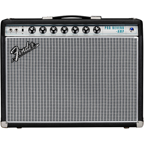 '68 Custom Pro Reverb 40W 1x12 Guitar Combo Amp - Fender