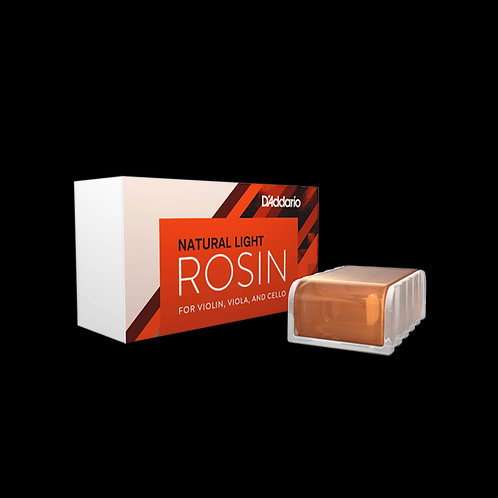 Natural Rosin Light : D'Addario