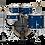 Thumbnail: 5-Piece Complete Kit - Center Stage -  Royal Blue Sparkle : PDP
