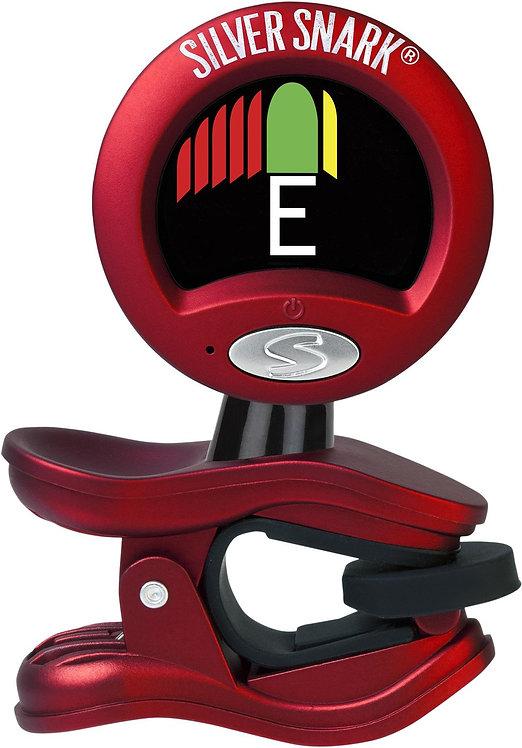 Clip-on Chromatic Tuner - Red - Snark