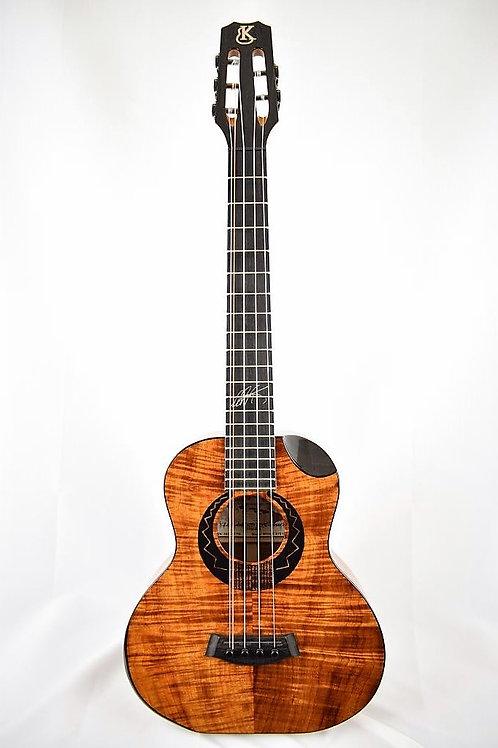 WILLIEK-ST5 Willie K. Signature 5-String Premium Curly Hawaiian Koa  : Kanile'a