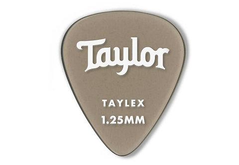 Premium 351 Taylex Guitar Picks - 1.25mm, 6-pack : Taylor