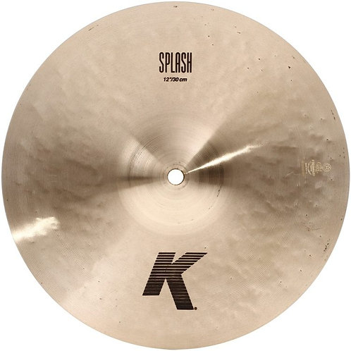 12 inch K Zildjian Dark Splash Cymbal K0859 - Zildjian