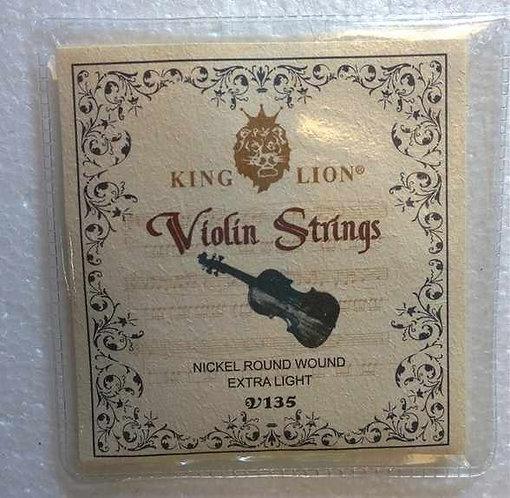 Violin Strings : King Lion