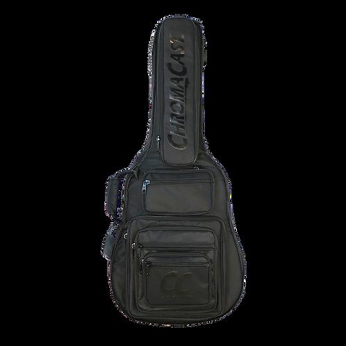 Classical / Mini Jumbo Guitar Pro Series Padded Gig Bag : ChromaCast CC-PS-AMJP-
