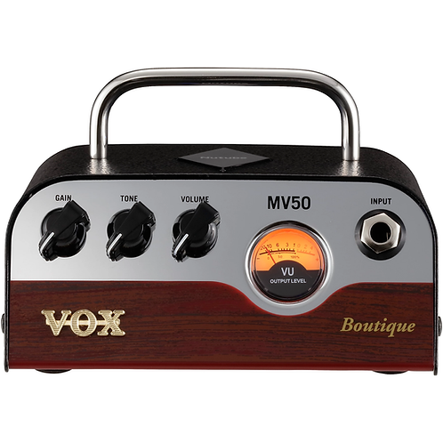 MV50BQ Boutique 50W Guitar Amplifier Head : Vox