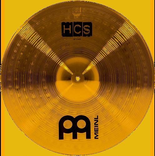 """HCS16C 16"""" Crash Cymbal - Meinl"""