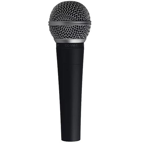 CC-VM-1 Dynamic Vocal Microphone : ChromaCast