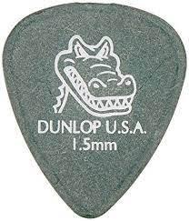 Gator Pick Green (1.5mm) EACH : Dunlop