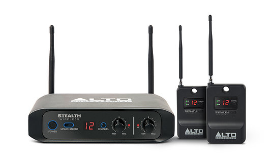 Stealth Wireless System for Loudspeakers : Alto