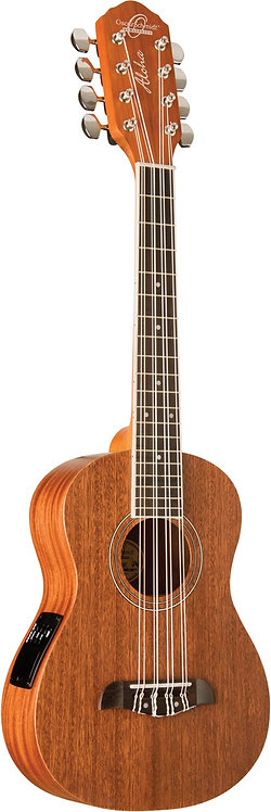 OU28TE-A 8-String Tenor  Acoustic Electric Ukulele : Oscar Schmidt