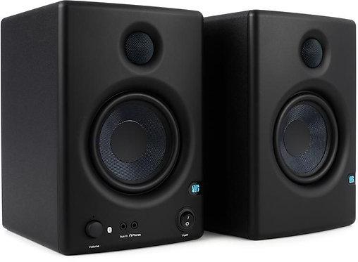 Eris E4.5 BT 4.5 inch Powered Studio Monitors with Bluetooth : PreSonus