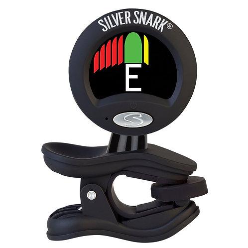 Silver Snark Clip-on Chromatic Tuner - Black : Snark