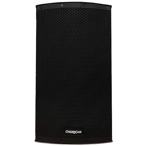 "15"" Passive/Active PA Speaker System : Chromacast"