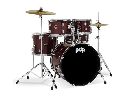 5-Piece Complete Kit- Ruby Red Sparkle –  : PDP