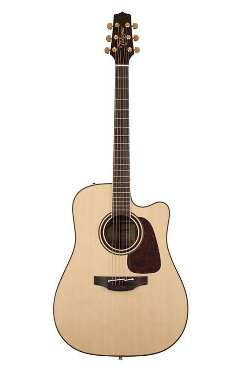 P4DC Dreadnought Cutaway Acoustic-Electric : Takamine