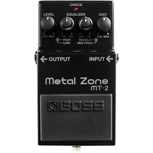 MT-2-3A 30th Anniversary Metal Zone Effects Pedal : BOSS
