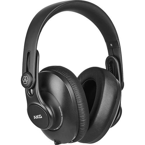 K361-BT Blue Tooth Closed-back Headphones : AKG