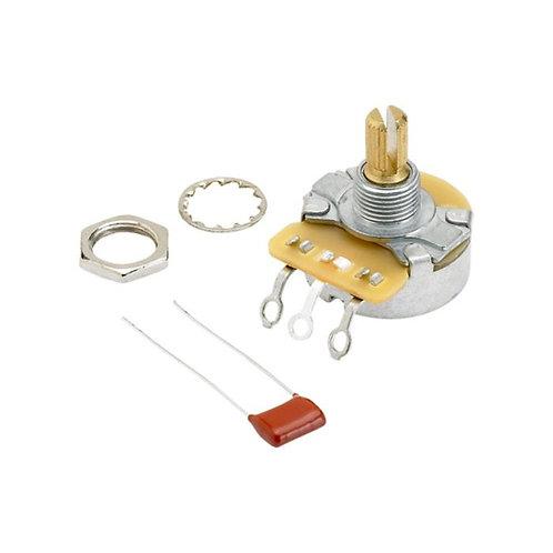 CTS 500K Split Shaft Potentiometer : Fender