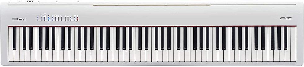 FP-30X-WH Digital Piano : Roland