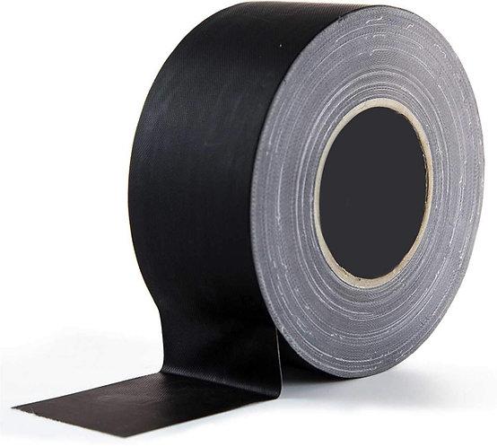 GFT-447BK 2 inch Gaffer Tape - 60 Yard Roll : Hosa