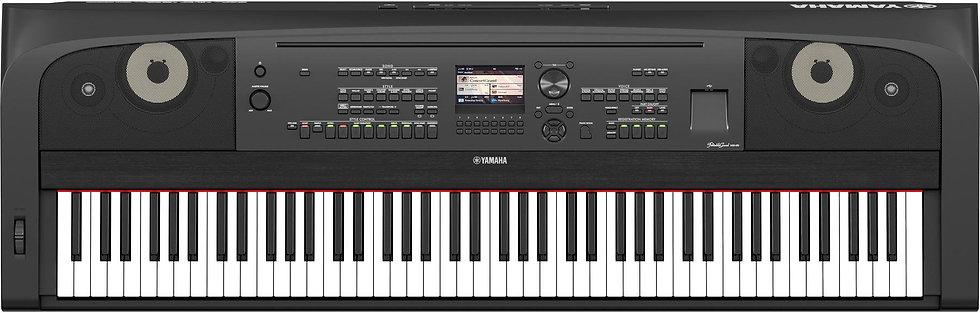 DGX-670B 88-Key Portable Grand Piano : Yamaha