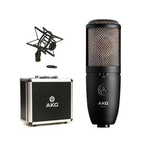 P420 Large-diaphragm Condenser Microphone : AKG