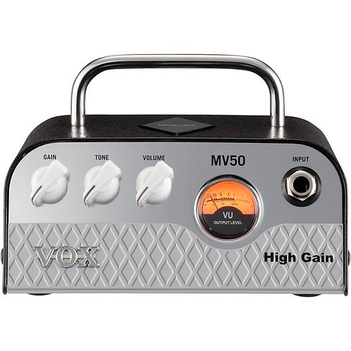 MV50HG High Gain 50W Guitar Amplifier Head : Vox