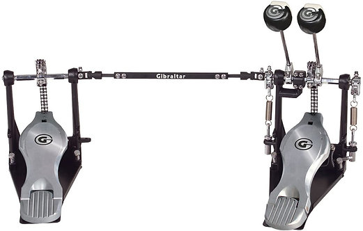 Chain Drive Double Bass Drum Pedal : Gibraltar