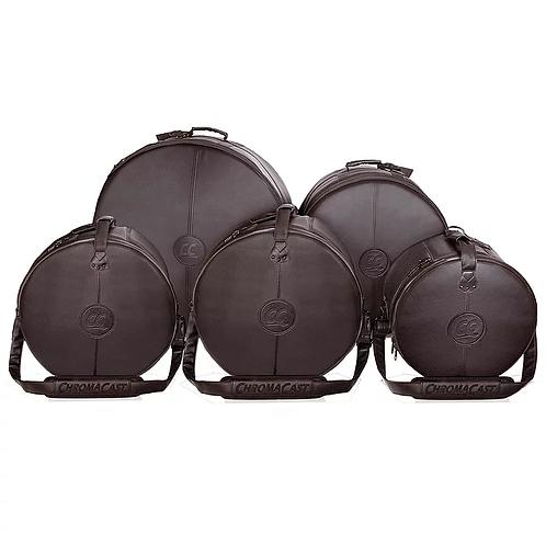 Drum Bag Sets Pro Series Plush Interior CC-PS-5PC-SET-2 : ChromaCast