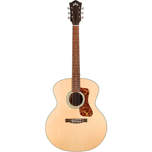 F-240E Westerly Collection Jumbo Acoustic-Electric : Guild