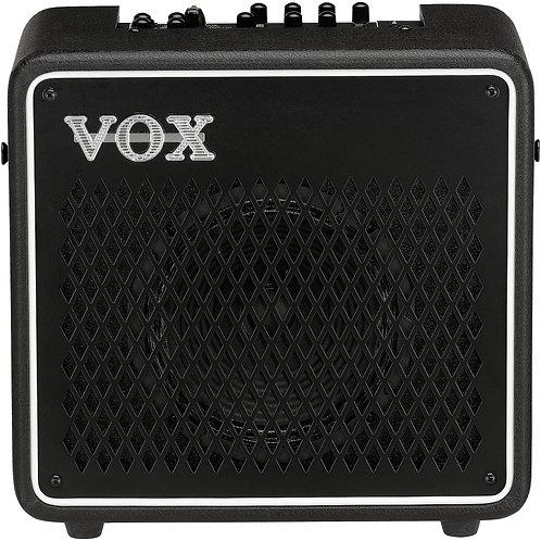 Mini Go 50 : Vox Optional USB Battery Power