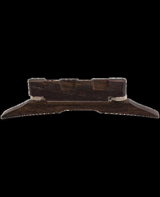 M-200A Adjustable Mandolin Bridge : Saga