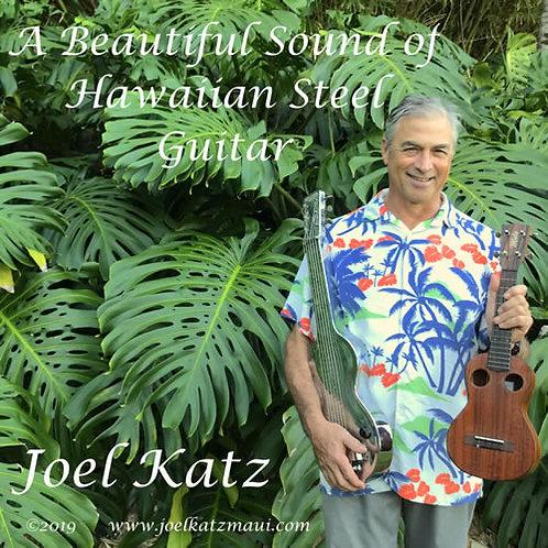 Joel Katz : A Beautiful Sound of Hawaiian Steel Guitar