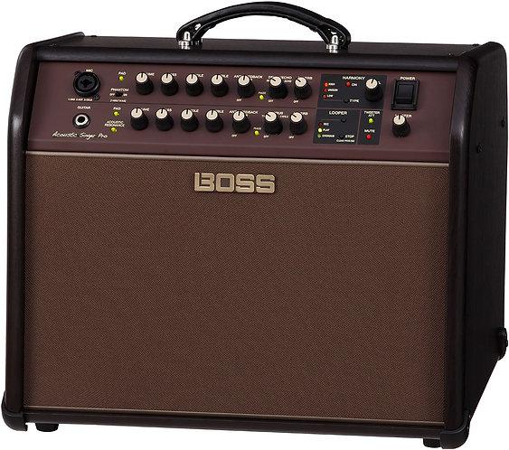 Acoustic Singer Pro 120-watt Bi-amp Acoustic Combo with FX : BOSS