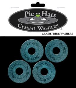 Cymbal Washers 4 Pack : Mick's Picks